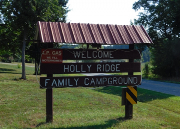 Holly Ridge Family Campground