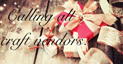 Vendor Application for Annual Small Town Christmas