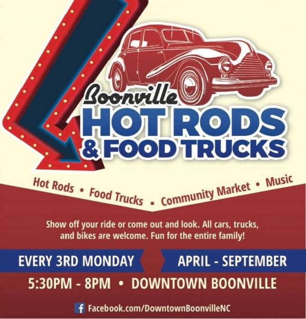 Hot Rods & Food Trucks